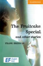 The Fruitcake Special and Other Stories Level 4 Intermediate EF Russian edition
