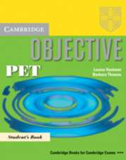 OBJECTIVE PET PACK (STUDENTS B