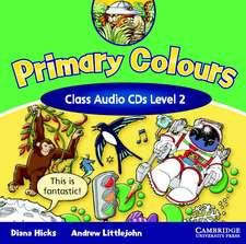 Primary Colours 2 Class Audio CD