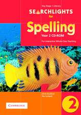 Searchlights for Spelling Year 2 CD-ROM: For Interactive Whole-Class Teaching