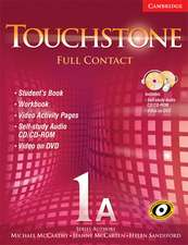 Touchstone 1A Full Contact (with NTSC DVD)