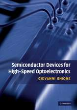 Semiconductor Devices for High-Speed Optoelectronics