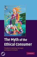 The Myth of the Ethical Consumer Hardback with DVD