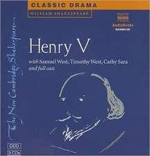 King Henry V CD Set