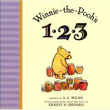 Winnie-The-Pooh's 1,2,3