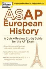 ASAP European History