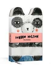 Pia Panda Critter Journal