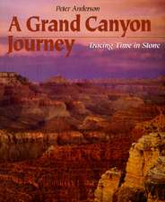 A Grand Canyon Journey:  Tracing Time in Stone