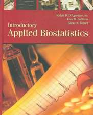 Introductory Applied Biostatistics [With CDROM]:  Applications and Algorithms, 4th