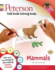 Peterson Field Guide Coloring Books: Mammals