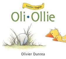 Oli/Ollie bilingual board book