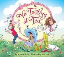 No Tooting at Tea