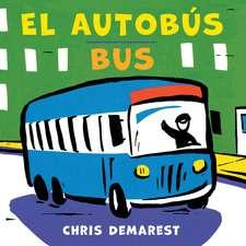 El Autobús/Bus (bilingual board book)