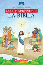 Leer y Apprender:  (Spanish Language Edition Of Read And Learn Bible)