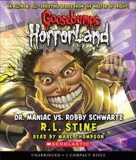 Dr. Maniac vs. Robby Schwartz