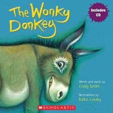 The Wonky Donkey:  Book 1
