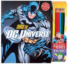 Draw the DC Universe [With Pens/Pencils and Marker]