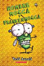 Hombre Mosca y Frankenmosca = Fly Guy and the Frankenfly:  Thought-Provoking Packs to Foster Critical Thinking & Collaborative Discussion