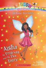 Aisha the Princess and the Pea Fairy