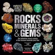 Rocks, Minerals & Gems