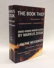 The Book Thief/I Am the Messenger Paperback Boxed Set:  An American Legend 50th Anniversary Edition