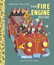 The Fire Engine Book:  It's Not a Dinosaur!