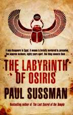 Sussman, P: The Labyrinth of Osiris