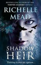 Shadow Heir (Dark Swan 4)