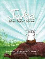 Jake, a Guinea Pig Finds Adventure