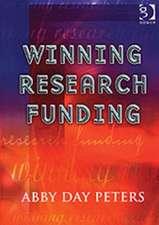 Winning Research Funding