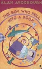 The Boy Who Fell into a Book