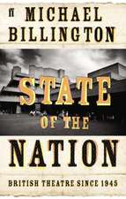 Billington, M: State of the Nation