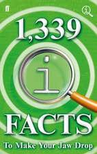 Lloyd, J: 1,339 QI Facts To Make Your Jaw Drop