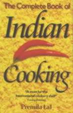 Complete Book of Indian Cooking:  In the Major Industrial and Trading Countries of the World
