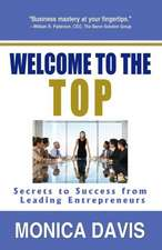 Welcome to the Top