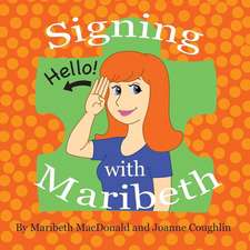 Signing with Maribeth