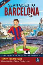 Sean Goes To Barcelona
