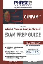 Certified Network Forensic Analysis Manager: Exam Prep Guide