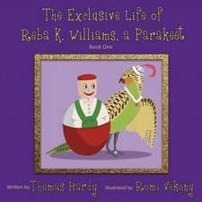 The Exclusive Life of Reba K. Williams, a Parakeet