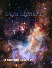 Dark Matter is Nonexistent