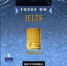 Focus on Ielts Foundation Level Class CDs