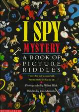 I Spy, Mystery:  A Book of Picture Riddles