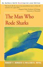 The Man Who Rode Sharks