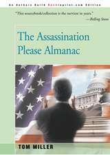 The Assassination Please Almanac