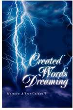 Created Words Dreaming