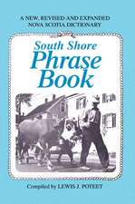 South Shore Phrase Book