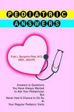 Pediatric Answers