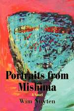 Portraits from Mishima