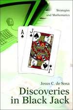 Discoveries in Black Jack