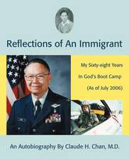 Reflections of an Immigrant